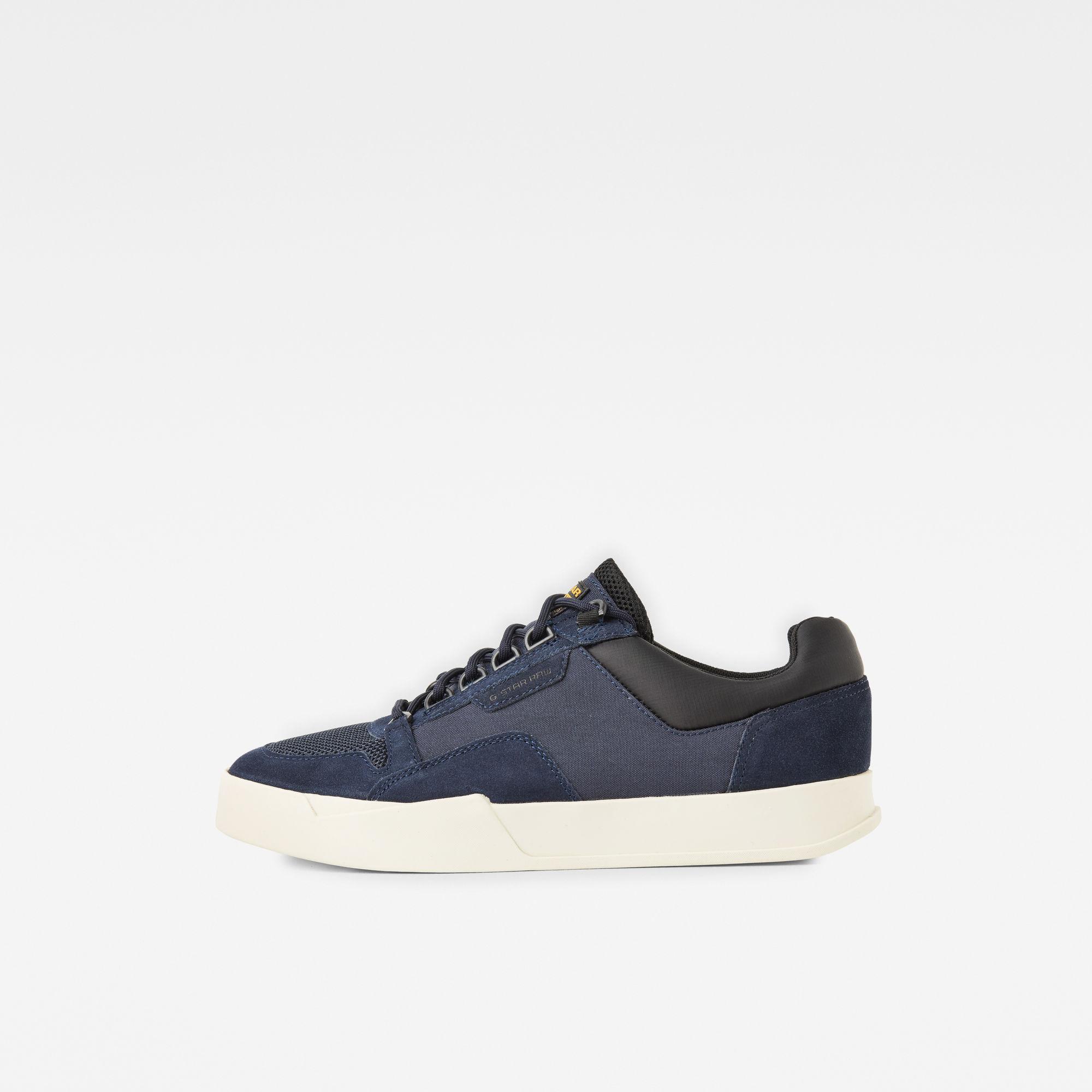 Rackam Vodan Low II Sneakers Donkerblauw