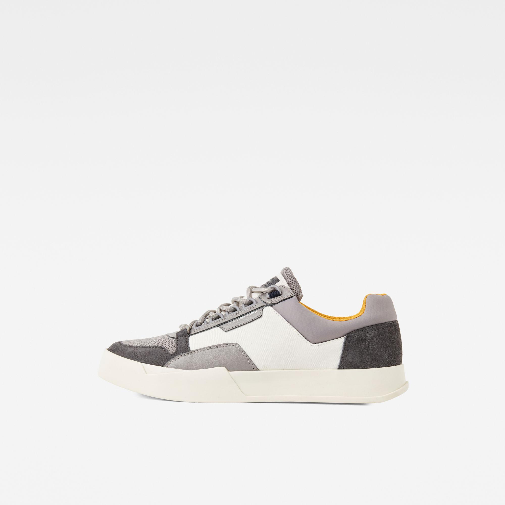 Rackam Vodan Low II Sneakers Grijs