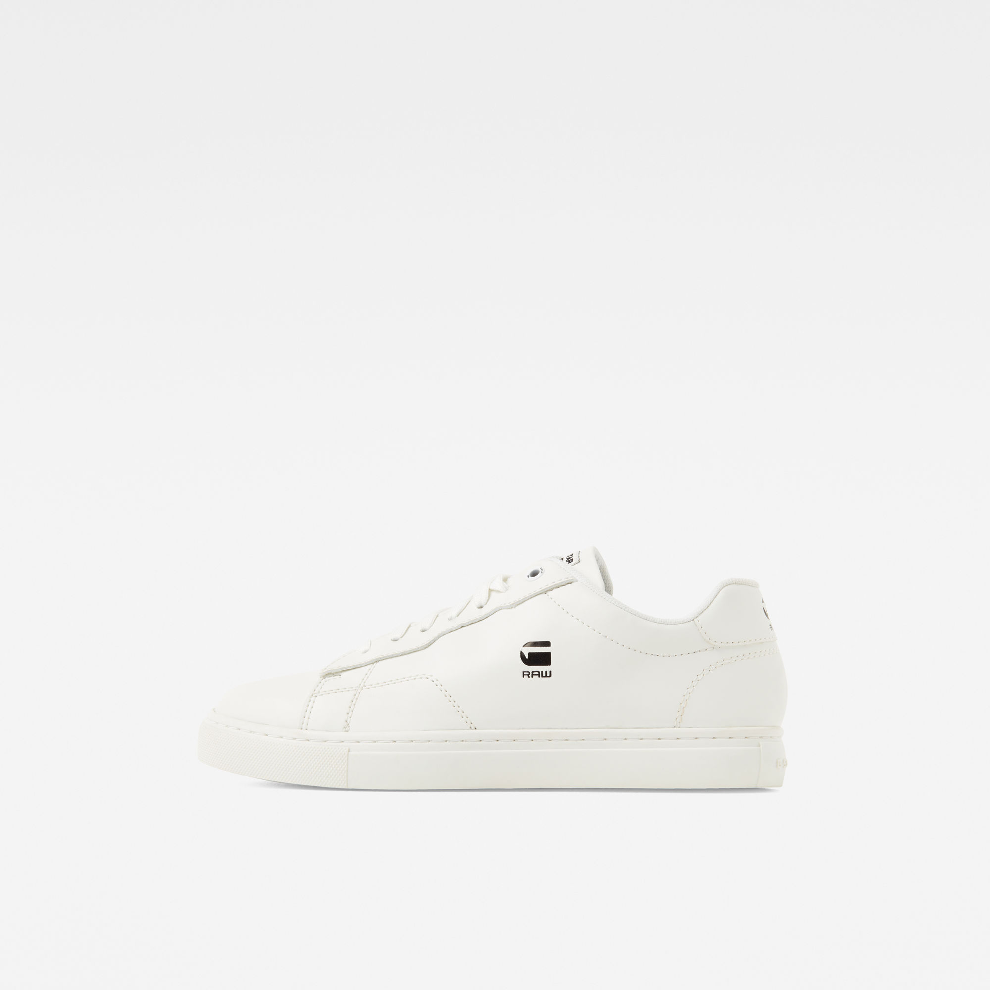 G-Star RAW Dames Cadet Sneakers Wit
