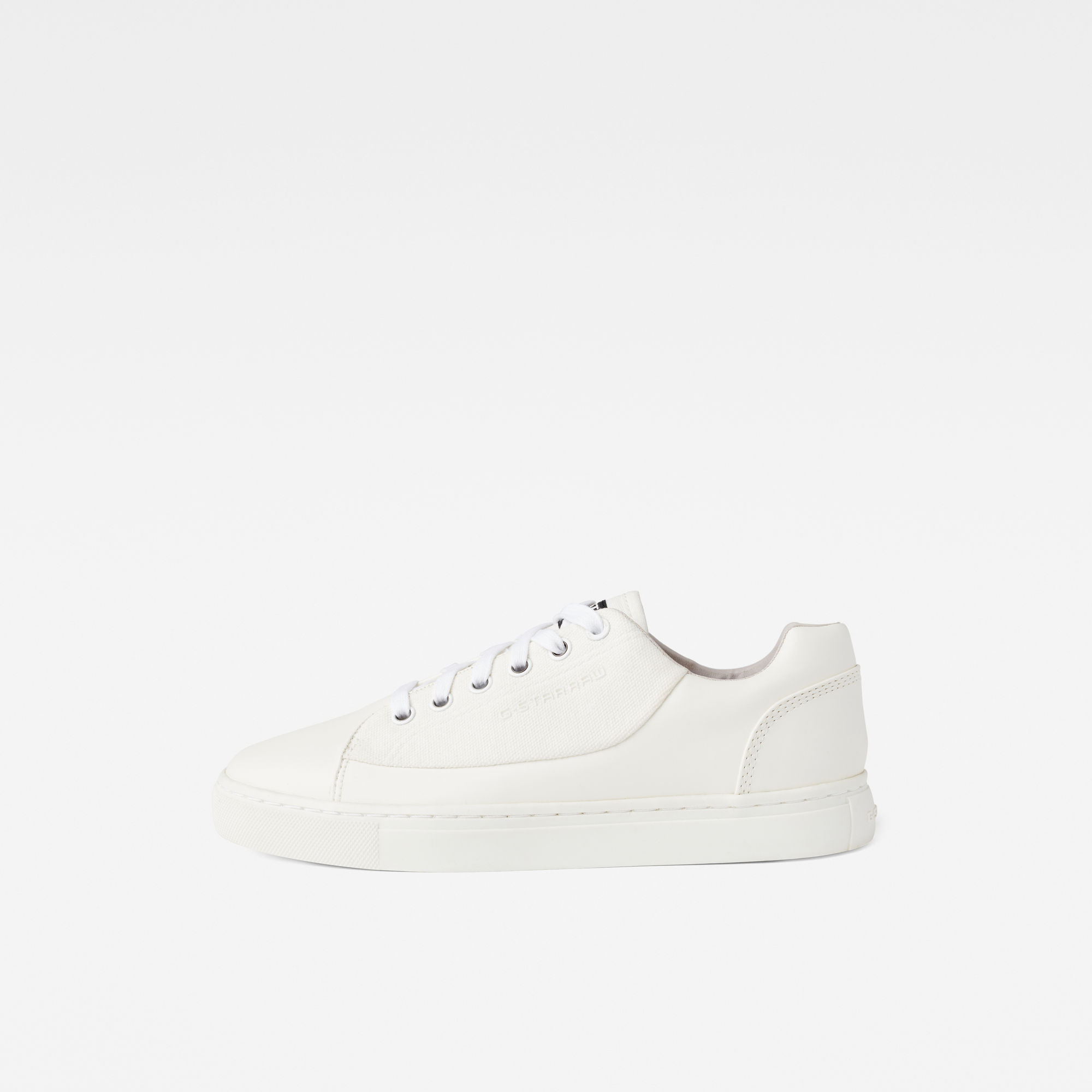 G-Star RAW Dames Thec Low Sneaker Wit
