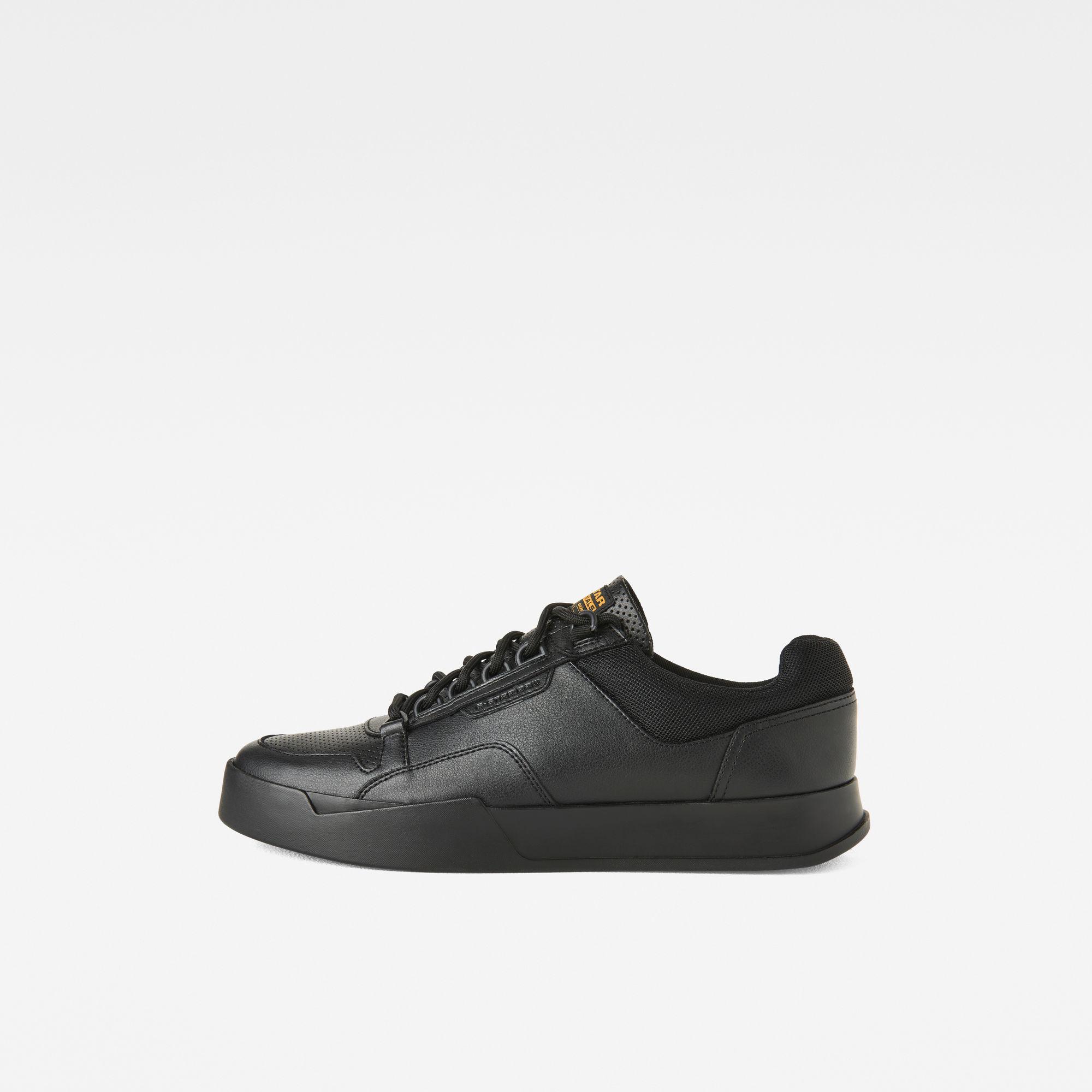 Rackam Vodan Low II Sneakers Zwart