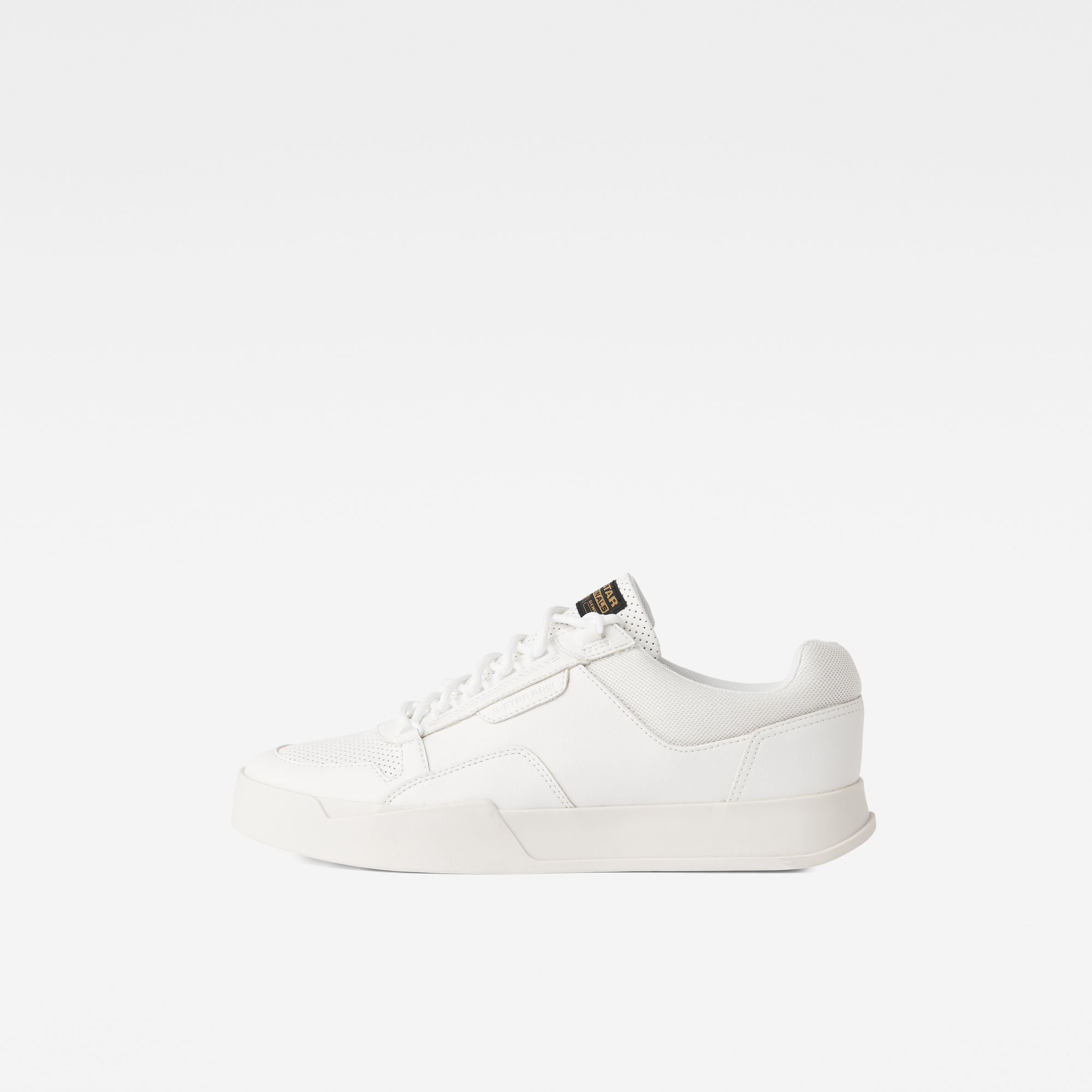 Rackam Vodan Low II Sneakers Wit