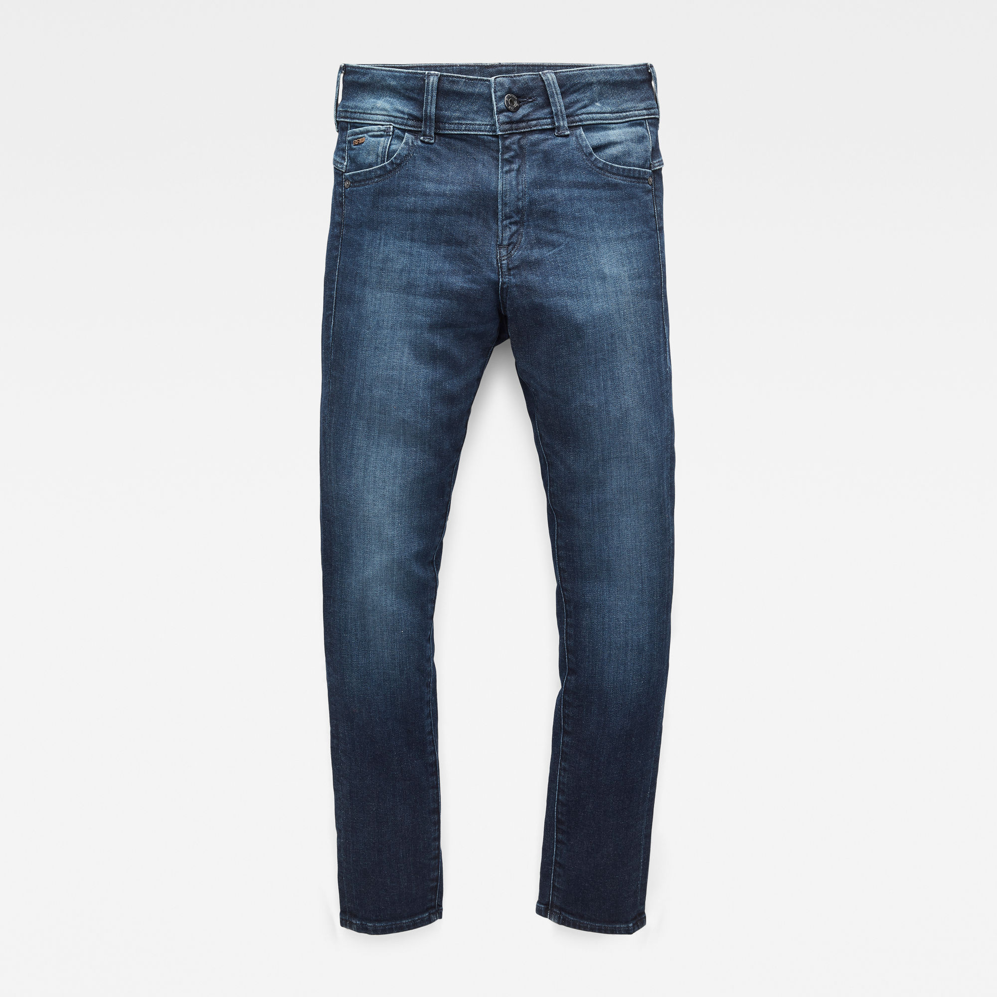 G-Star RAW Meisjes Lynn Skinny Jeans Donkerblauw