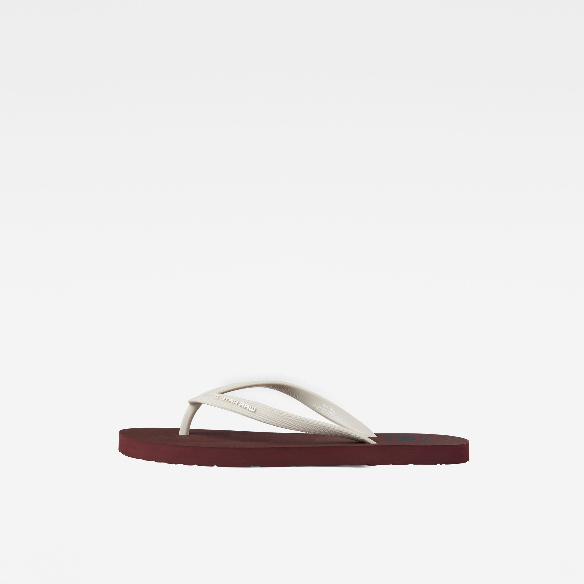 G-Star RAW Dames Carnic Slippers Rood