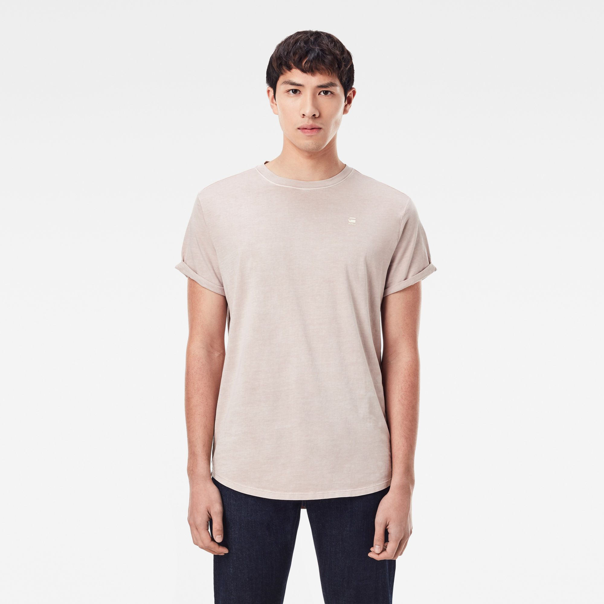 G-Star RAW Heren Lash T-Shirt Roze
