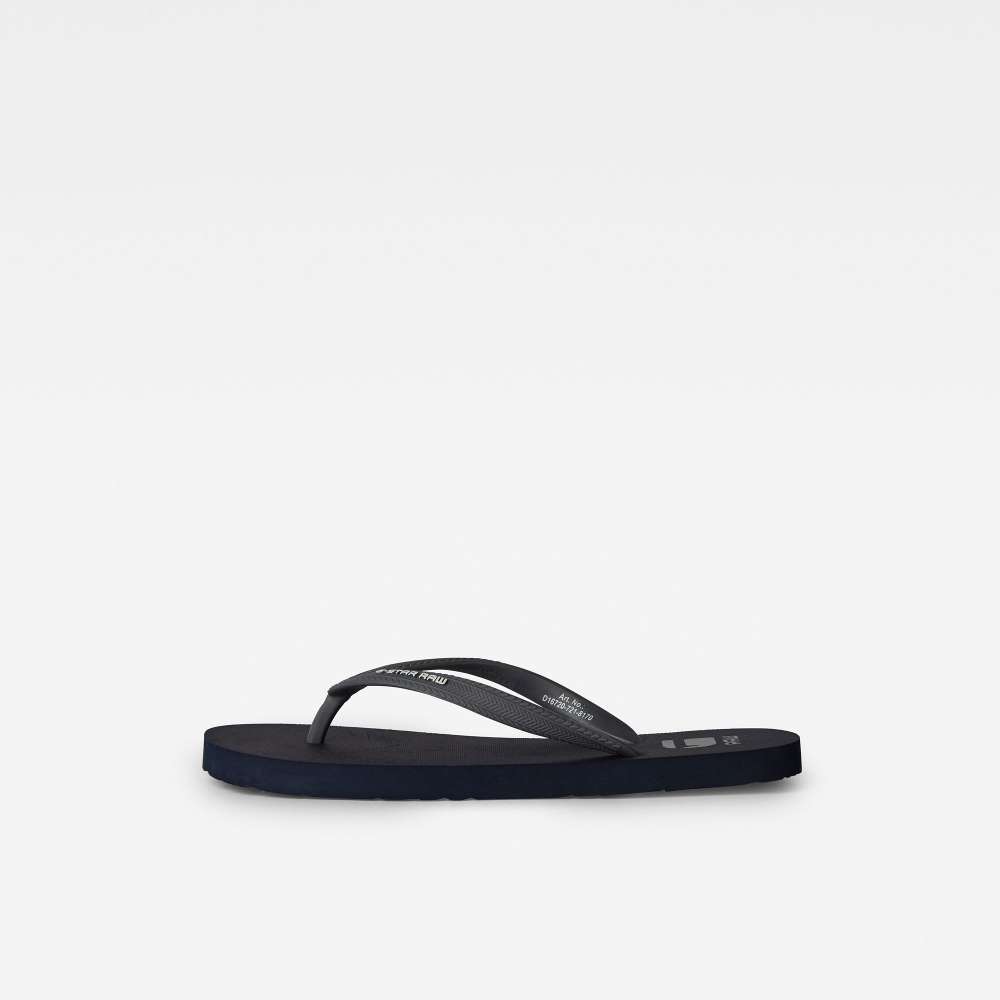 G-Star RAW Dames Carnic Slippers Donkerblauw