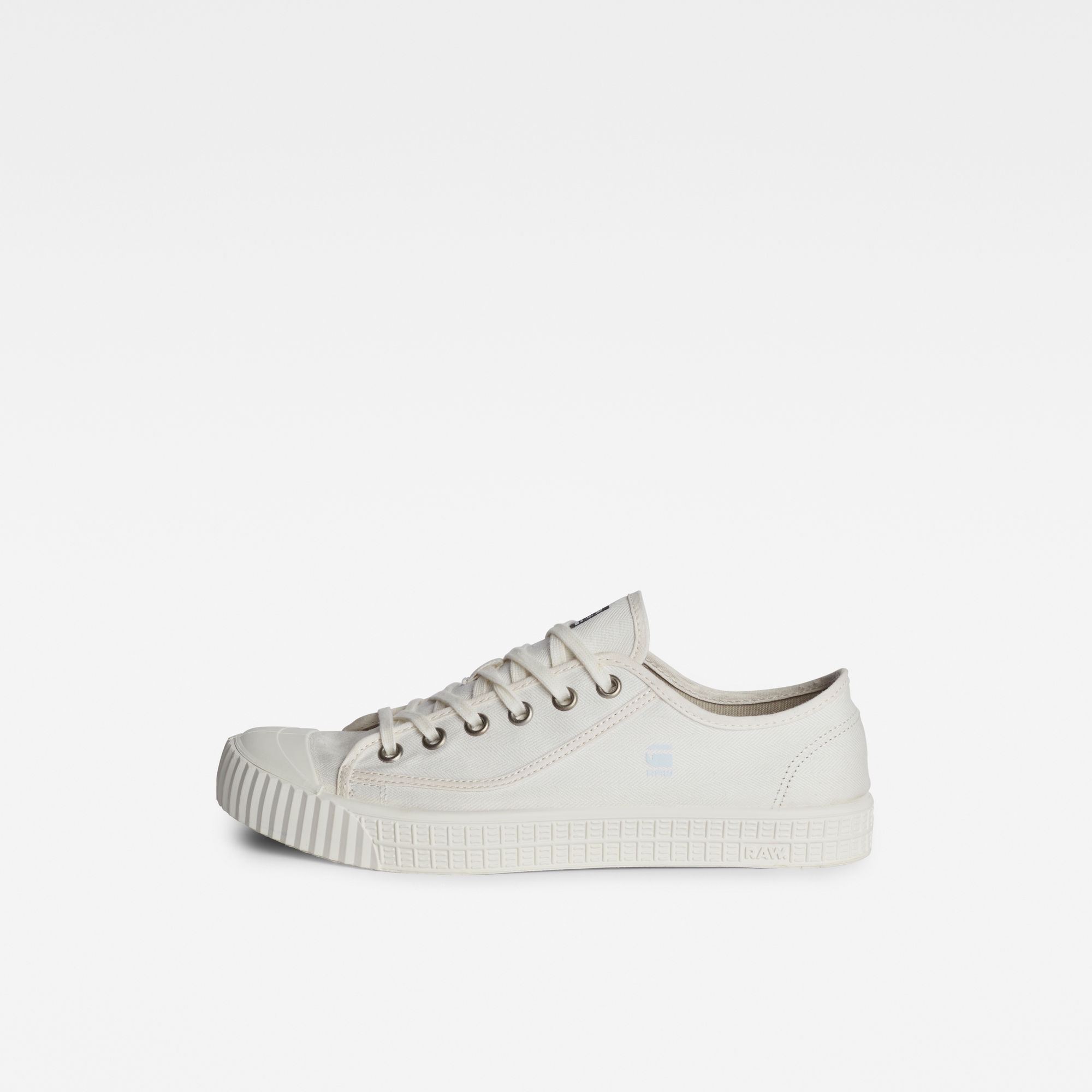 G-Star RAW Heren Rovulc HB Low Sneakers Wit