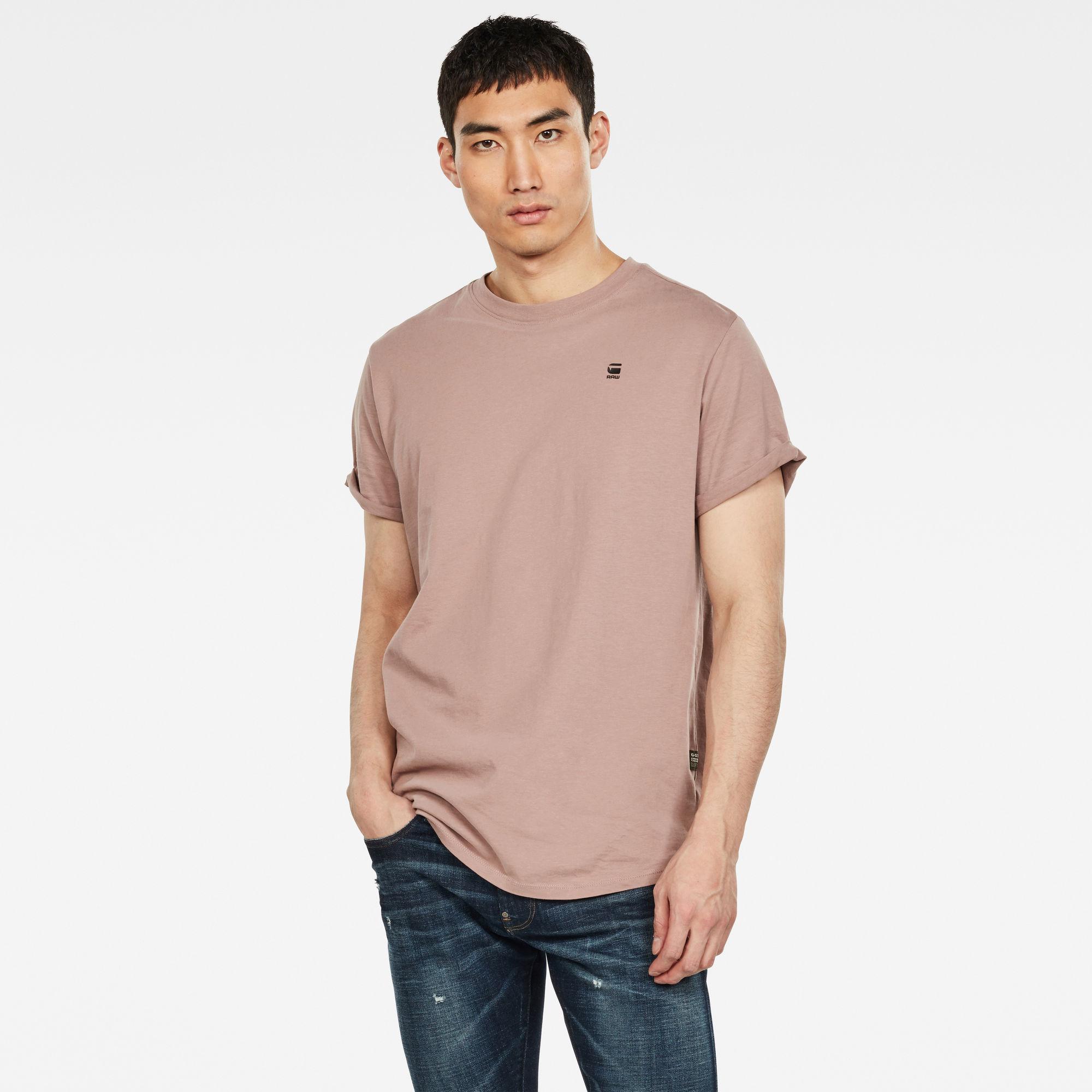 G-Star RAW Heren Lash T-Shirt Bruin