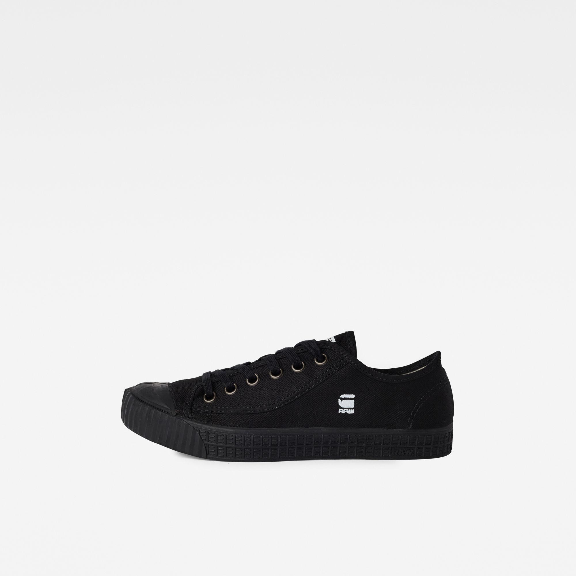 G-Star RAW Dames Rovulc HB Sneakers Zwart