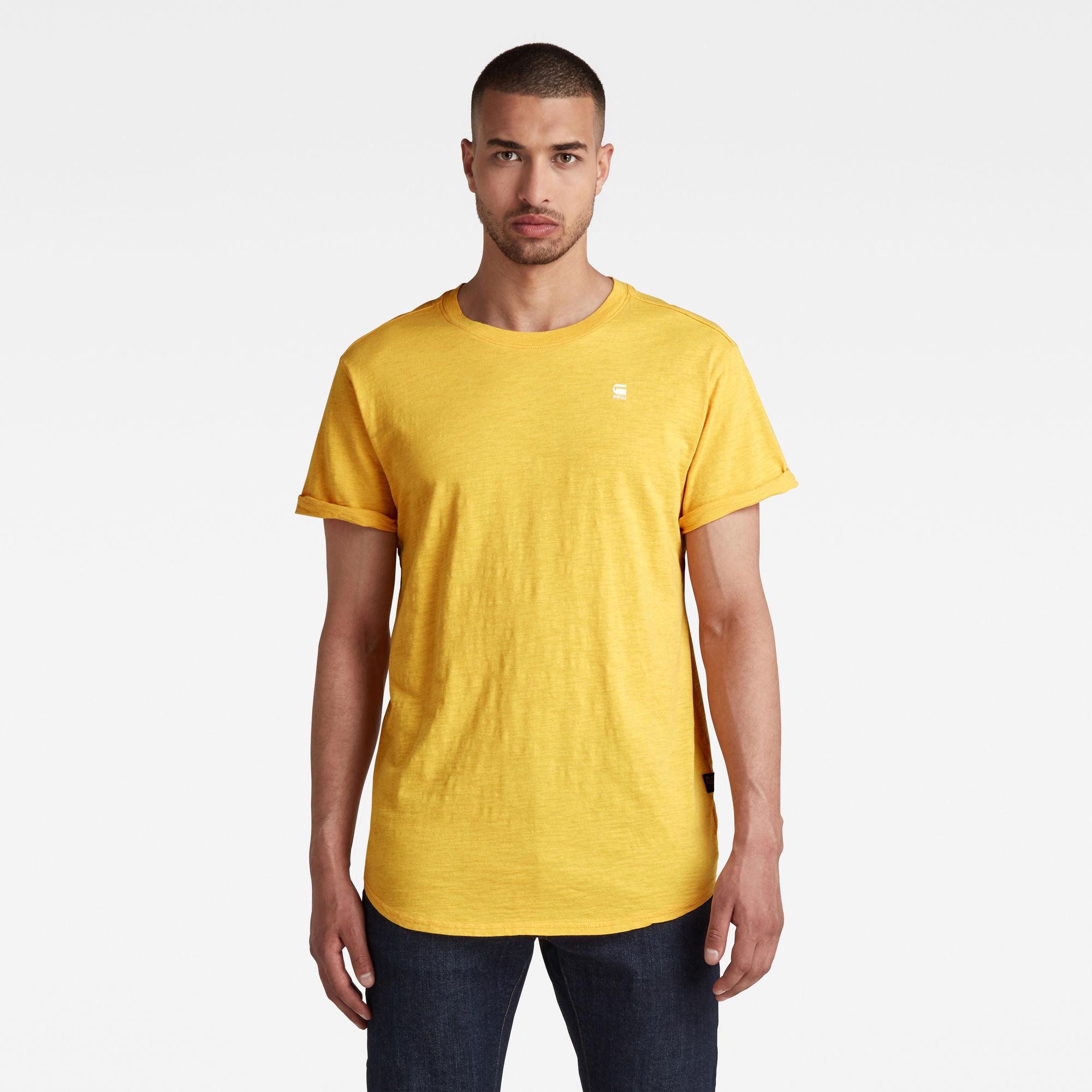 G-Star RAW Heren Lash T-Shirt Meerkleurig