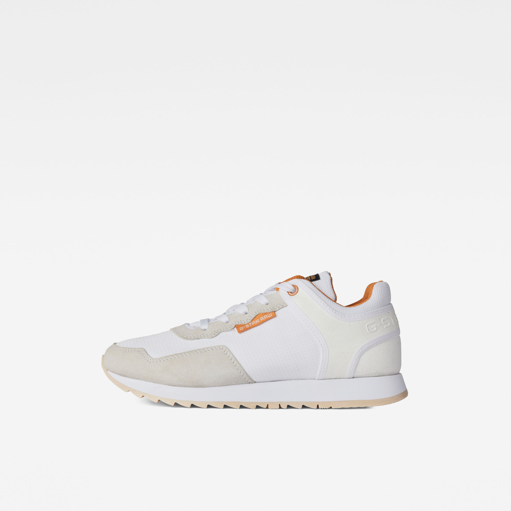 G-Star RAW Dames Calow Basic Q2 Sneakers Wit