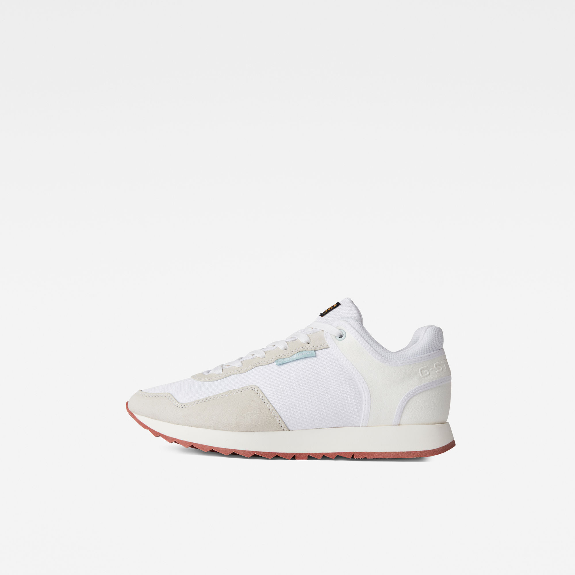 G-Star RAW Heren Calow Sneakers Wit