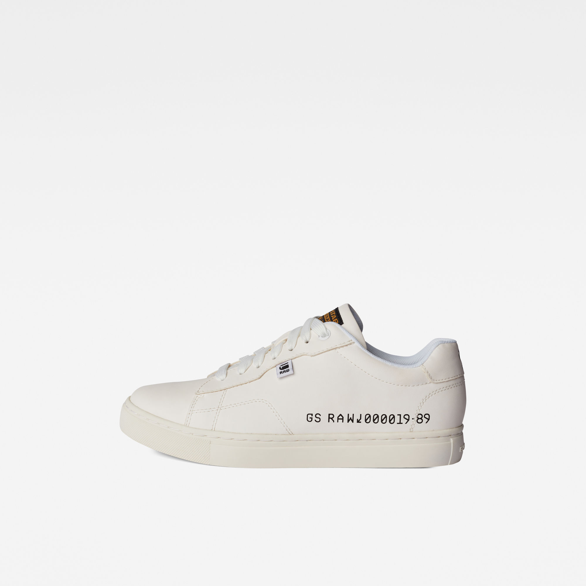 G-Star RAW Dames Cadet Basic Q2 Sneakers Wit