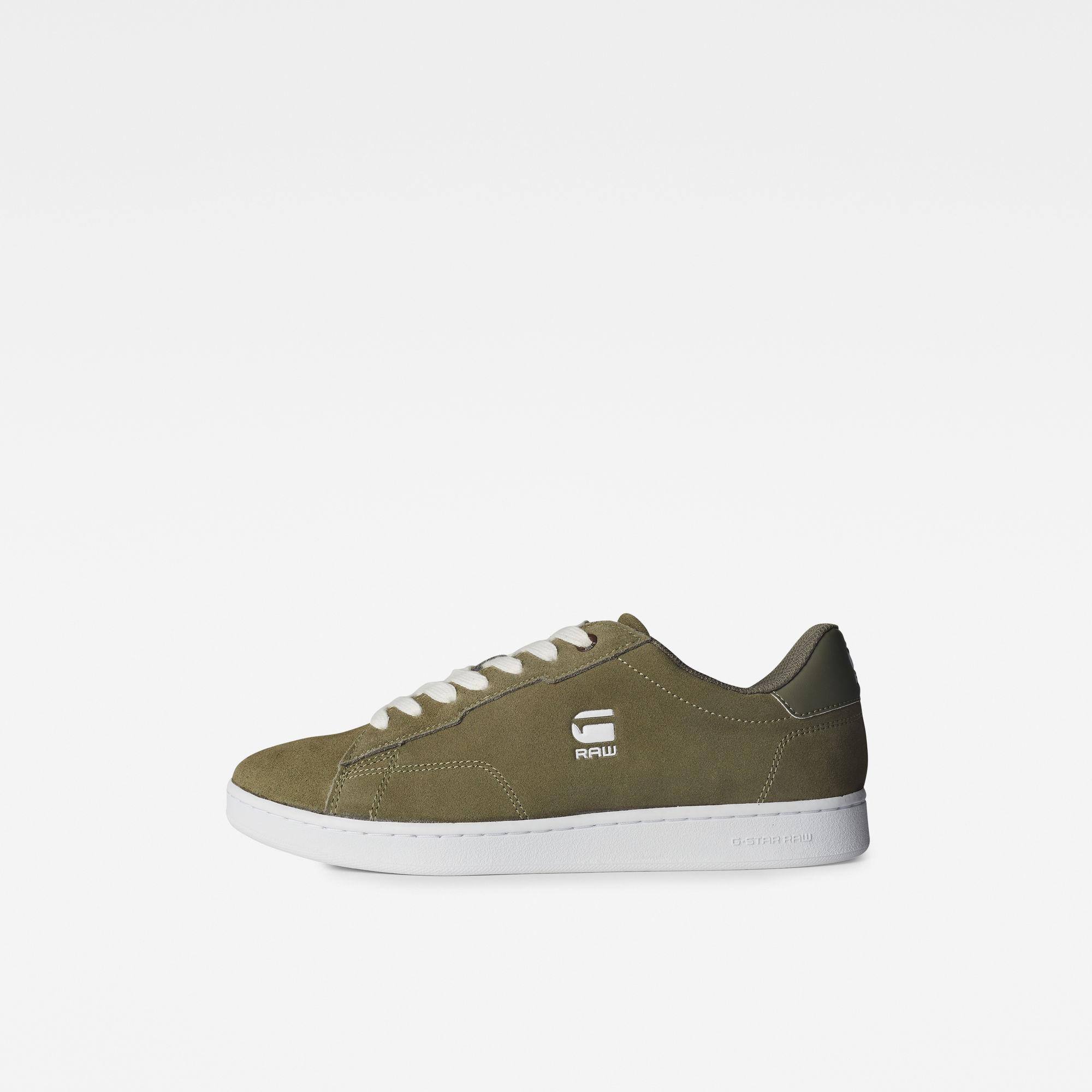 G-Star RAW Heren Cadet II Sneakers Groen