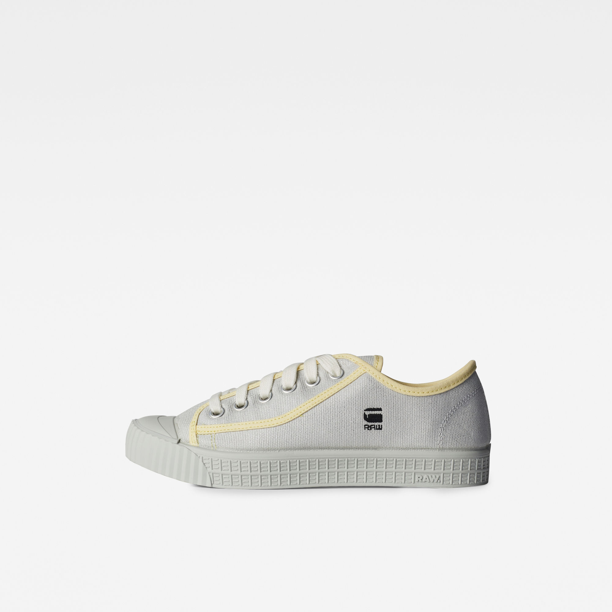 G-Star RAW Dames Rovulc Silver Coat Low Sneakers Rood