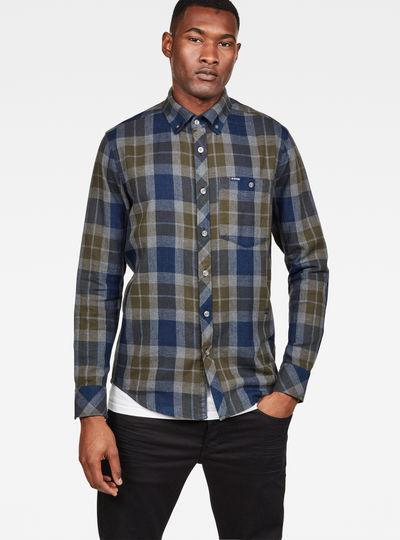 Slim Down Core Camisa 1 de Botonera bolsillo nq8x1HwHO