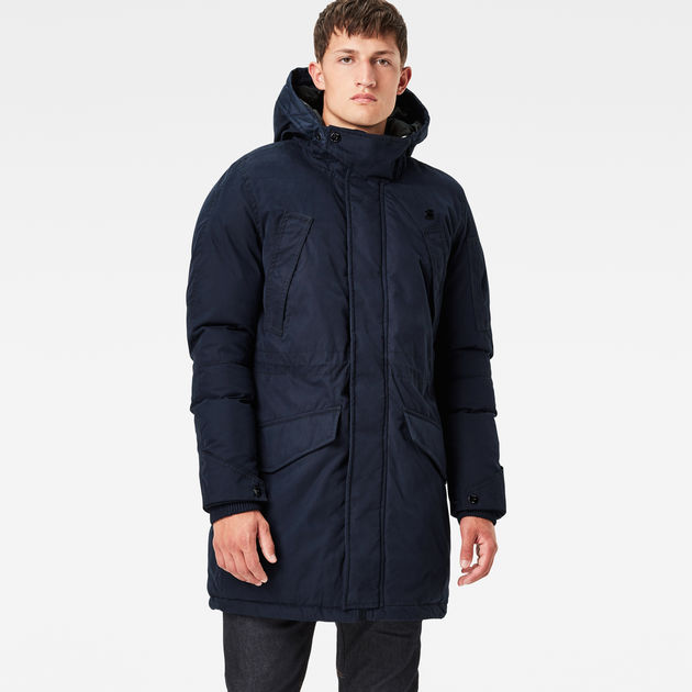 Hooded Cotton Hooded Cotton Expedic Parka Expedic zSUGjqMpLV
