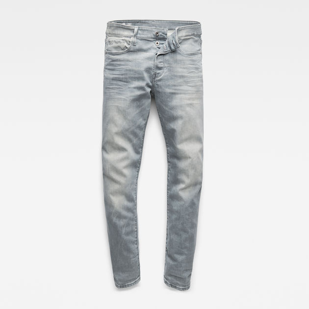 Jeans Aged Straight G Star Medium Raw® 3301 6qv5w