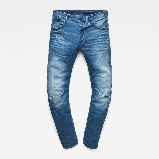 Arc Jeans 3d Raw® G Ripped Aged Slim Medium Vintage Star 7wHP1Tnq7p