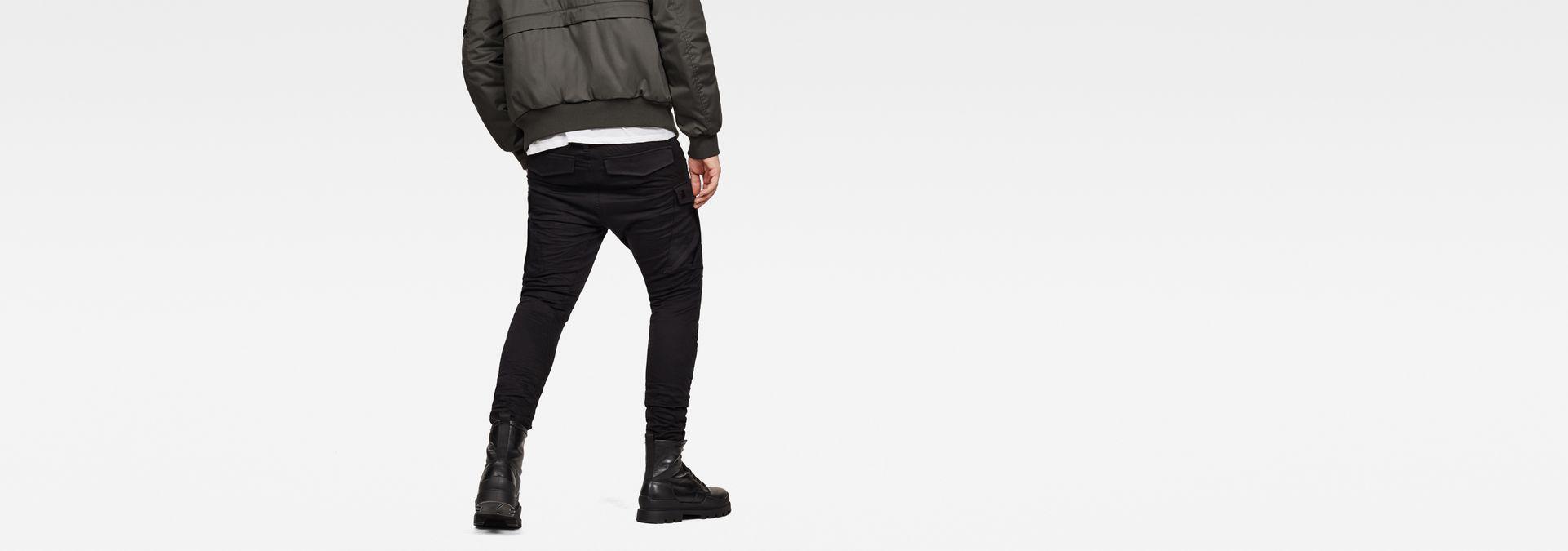Skinny Rovic Raw Denim G Zip Raw® Jeans 3d Star EqH6Sq