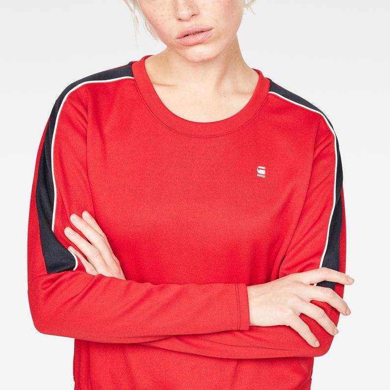 Cropped SweaterFlame Nostelle Star Femmes Raw® G Stripe XikTOPuZ