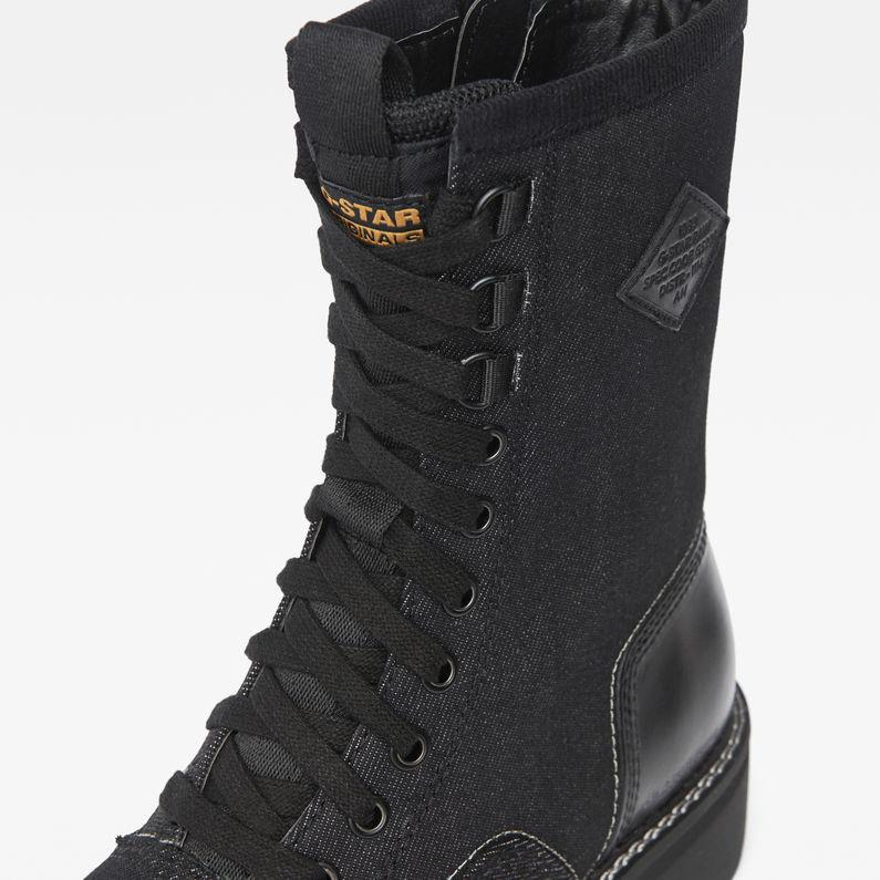 Star Raw® BootsBlack G Women Minor sordCBtQhx