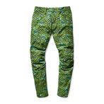G-Star RAW® Pharrell Williams x G-Star Elwood X25 3D Tapered Men's Jeans Green