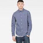 G-Star RAW® Core Straight Shirt Dark blue
