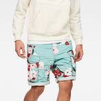 G-Star RAW® Rovic Loose Shorts model front