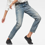 G-Star RAW® Midge Saddle Boyfriend Jeans Light blue