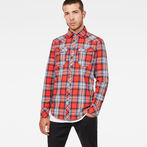 G-Star RAW® 3301 Shirt Red