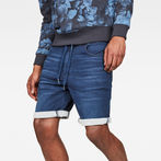 G-Star RAW® Arc 3D Sport Short Medium blue model front