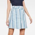 G-Star RAW® 5622 Wrap Skirt Light blue