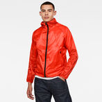 G-Star RAW® Ozone Jacket Red model front