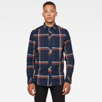 G-Star RAW® Stalt Regular Patch Pocket Shirt Dark blue