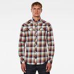 G-Star RAW® 3301 Slim Shirt Orange
