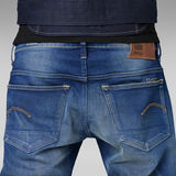 G-Star RAW® 3301 Low Tapered Jeans Medium blue
