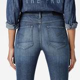 G-Star RAW® 3301 High Waist Super Skinny Jeans Dark blue