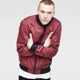 G-Star RAW® Sham Bomber Jacket Red