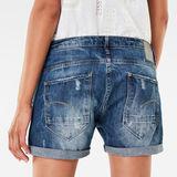 G-Star RAW® Arc 3D Shorts Medium blue model back zoom
