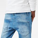 G-Star RAW® Arc 3D Sport Tapered Pants Medium blue model back zoom