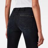 G-Star RAW® 5620 Mid Waist Skinny Jeans Dark blue