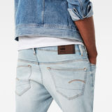 G-Star RAW® 3301 Super Slim Jeans Hellblau