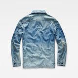 G-Star RAW® Blake Overshirt Light blue flat back