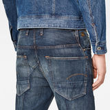 G-Star RAW® Lanc 3D Straight Tapered Jeans Dark blue