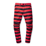 G-Star RAW® Pharrell Williams x G-Star Elwood X25 3D Tapered Men's Jeans Red