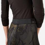 G-Star RAW® GS High Waist Plissee Skirt Green