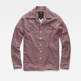G-Star RAW® Landoh Straight Service Shirt Red