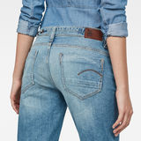 G-Star RAW® Midge Saddle Mid Waist Boyfriend Jeans Medium blue