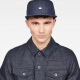 G-Star RAW® Data Snapback Cap Dark blue